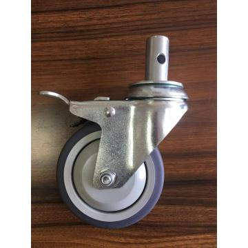 4'' caster wheel for mobile tower