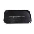 Reversible Griddle Plate Pan Aluminium Double-Sided Grill