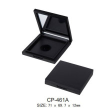 Square Cosmetic Compact with Mirror