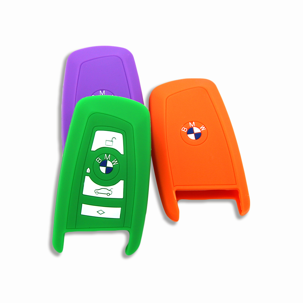 BMW car key silicone case 7
