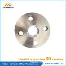 Customized for Forged Slip On Flange ANSI B16.5 Aluminum 1060 slip on flange export to Pakistan Manufacturer