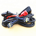 Power seat wire harness assembly