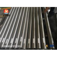 Alloy B UNS N10001 Seamless Pipe