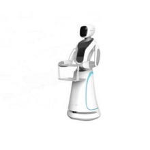 Robot Waiter For Advanced Technology