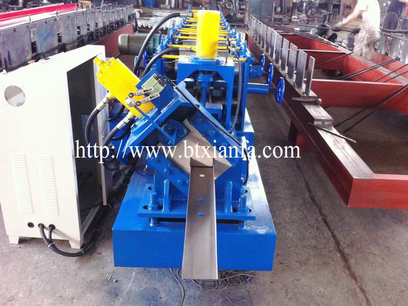 C Purlin Roll Forming Machines