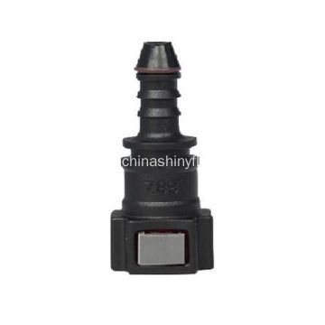 Leading Manufacturer for Look for Quick Connect Fittings, Fuel Quick Connector, Nylon Quick Connector Fuel Line Quick Connector 7.89 ID 6mm supply to Dominica Exporter