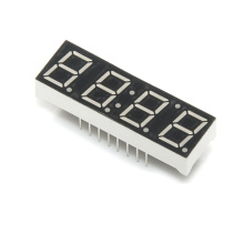 Clock Digit LED Display Free Sample