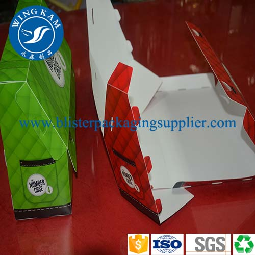 KFC paper packaging box,