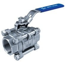 Trending Products for Stainless Steel Valves Stainless Steel Ball Valves 3PC Type export to St. Helena Supplier