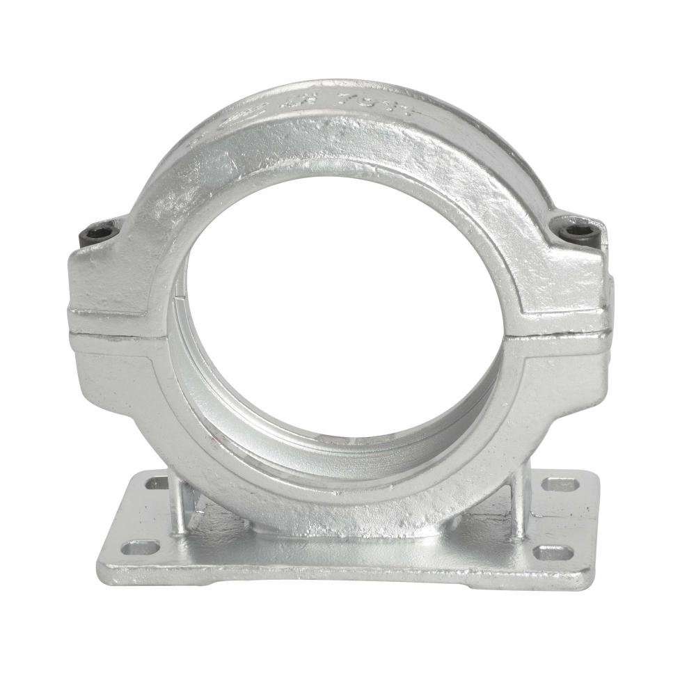 Concrete Pump Bolt Mounting Clamp