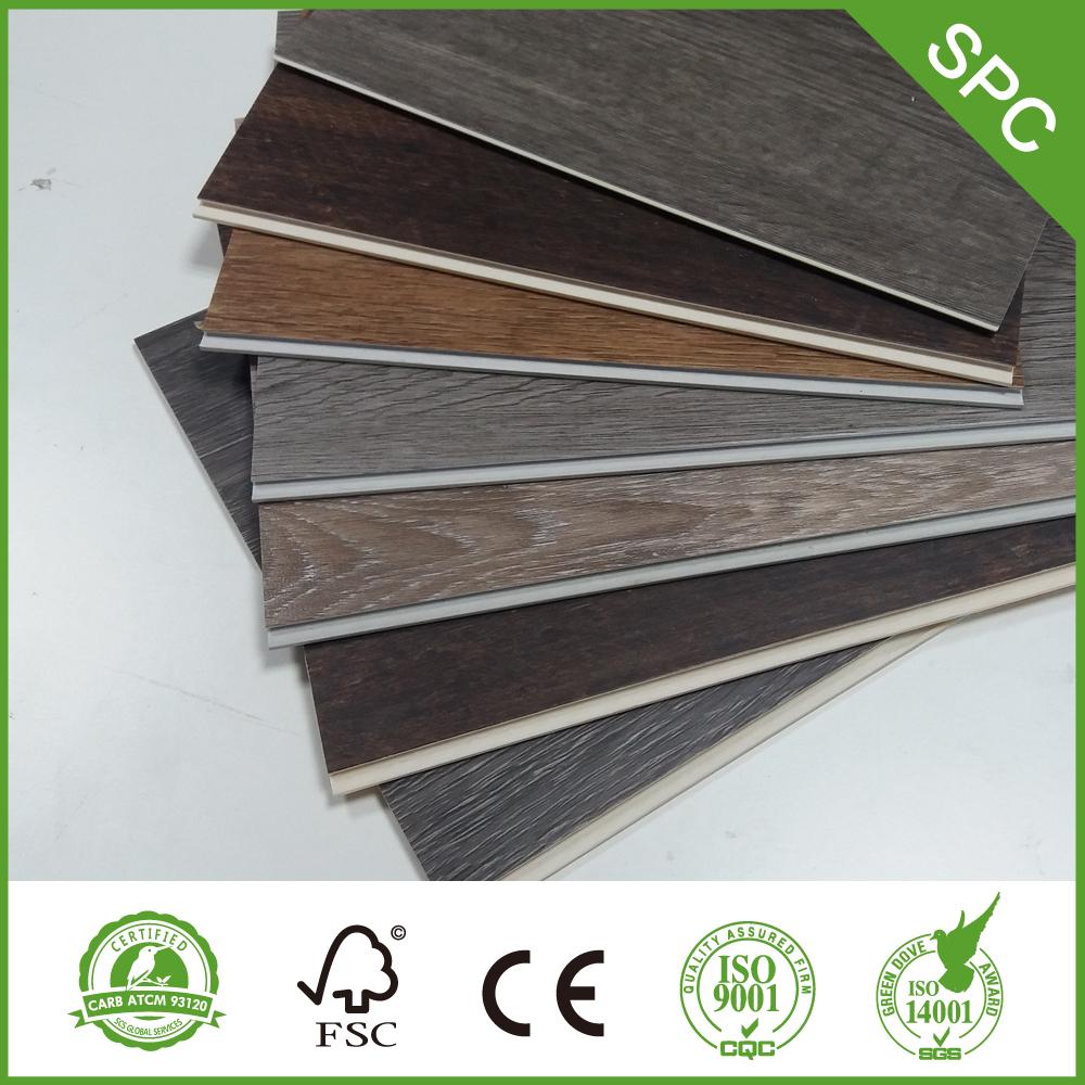 5mm Spc Core Flooring China Manufacturer