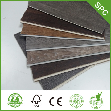 5mm spc core flooring