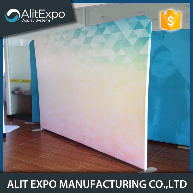 Expo Stand Backdrop : Lightweight free standing aluminum fabric backdrop stand china
