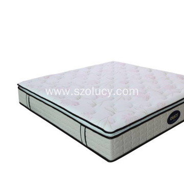 Customized for Compression Spring Mattress Natural Lavender Latex mattress export to Italy Exporter