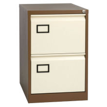 OEM for Vertical File Cabinet Brown and Light Brown 2D File Cabinet supply to Germany Wholesale
