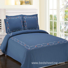 OEM/ODM for Dyed Jacquard Duvet Covers Cotton Sateen Embroidered Duvet Covers export to South Korea Manufacturer