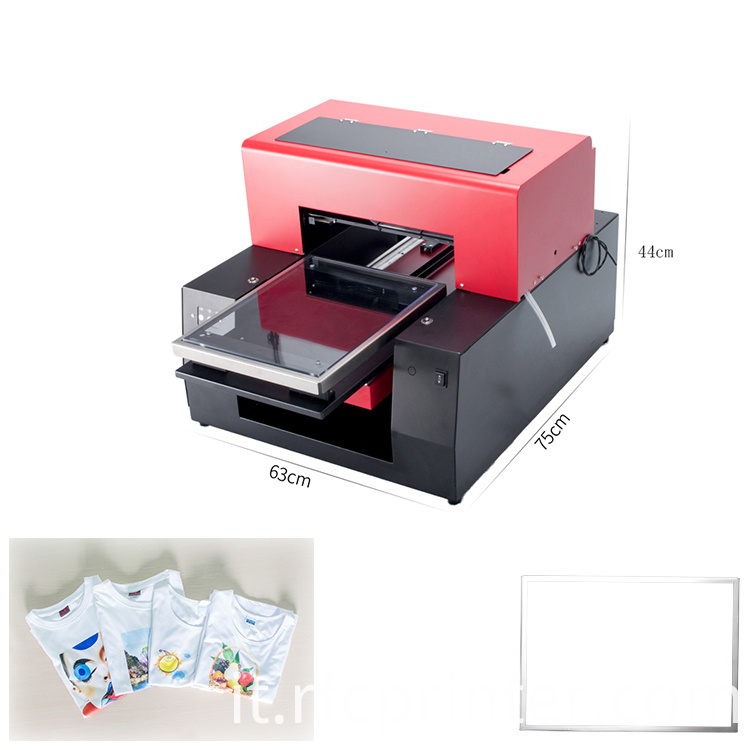 Shopping Bag Printer Cloth Printing Machine