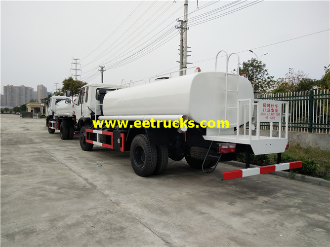 Stainless Steel Road Water Trucks