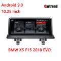 Android Multimedia Player for BMW X5 F15