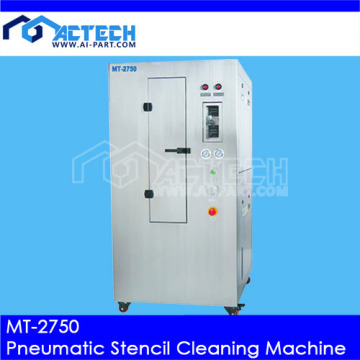 Pneumatic Stencil Cleaning Machine