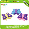 China Eraser Supplier Butterfly Eraser