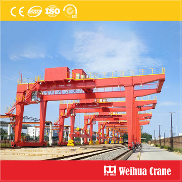 Gantry Crane for Rail Track Handling