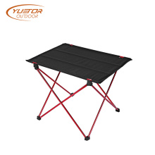 Roll-Up Oxford Cloth Collapsible Picnic Table For Outdoor