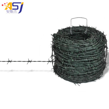 Reverse Twist High Tension Barbed Wire Price Per Roll