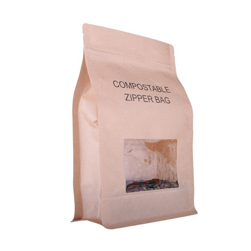 Eco Customized Design Biodegradable Compostable Coffee Bag