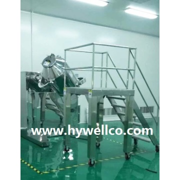 3D Powder Mixing Machine
