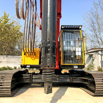 50M Depth Bridge Hydraulic Piling Rig Equipment