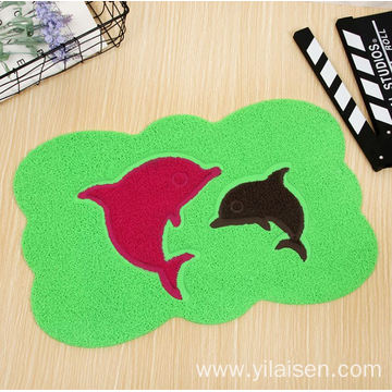 New products home use beautiful flower mat