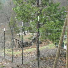 Woven Wire Field Fence For Deer And Goat