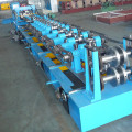 Sliding gates track making machine