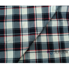 High Quality for Polyester Blend Stretch Fabric New Design Best Quality Shirt Yarn Dyed Textile export to Kyrgyzstan Manufacturers