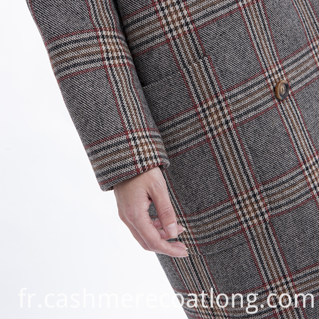 Cashmere Coat Womens