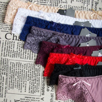 Soft comfortable Breathable womens briefs panties