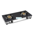 Astra 2 Burner Toughened Glass Cooktop