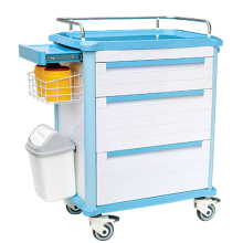 ABS mold molding treatment cart