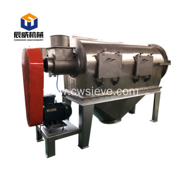 glass powder machine centrifugal screener