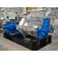 MAYFLAY High Quality Double Hangers Type Shot Blasting Equipment For Steam Turbines