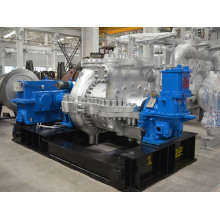 1-50MW Three platform and one station steam turbine