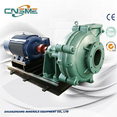 Direct Coupling Driven Metal Slurry Pump