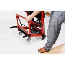 Good Quality for Stair Electric Wheel Chair hot sale aluminum alloy electric stair climbing wheelchair export to Uganda Importers