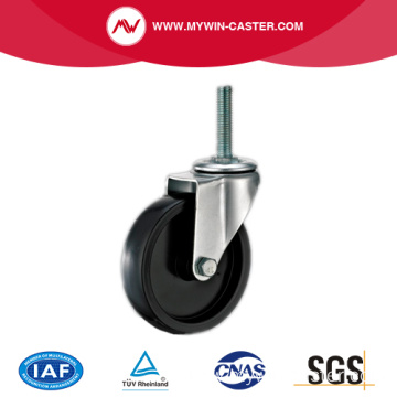 Threaded Stem Swivel PP Industrial Caster