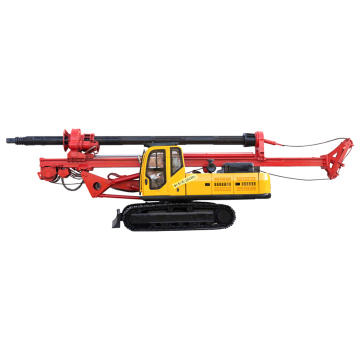 Hydraulic Machine Lock Rod Rotary Drilling Rig