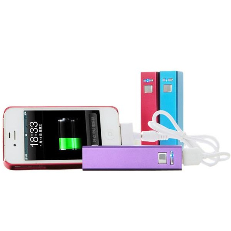 Small Size OEM Wholesale Mini Power Bank