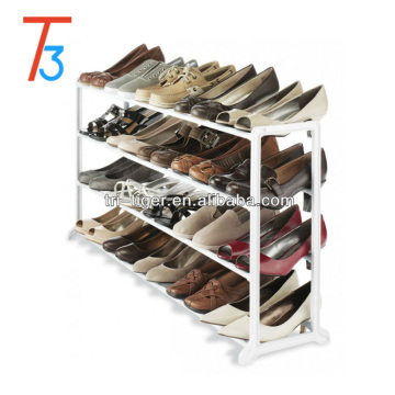 20 Pairs Plastic Shoe Rack/Shoe Storage/Shoe Closet