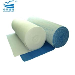 5mm Blue Thickness Synthetic Filter Media