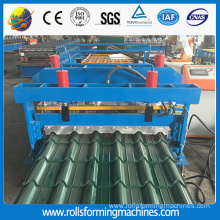 Zhejiang jinggong roof tile roll forming machine